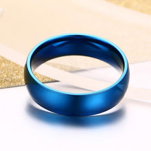 Load image into Gallery viewer, Vnox 6mm Classic Wedding Ring for Men Women - SaturnLoop Shops Sales