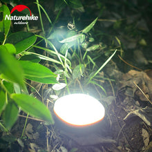 Load image into Gallery viewer, Naturehike Portable Outdoor LED Camping Light Magnetic Tent Lamp Hanging Tent Emergency Led Lights Two Colors