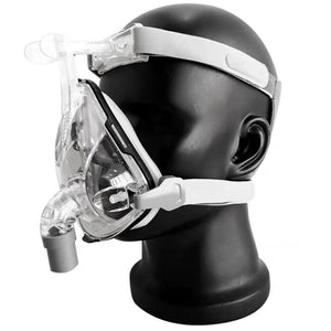 Universal F1B Full Face Nasal Mask Headgear For CPAP BIPAP Machine For Anti Snoring Apnea Sleep Aid Headgear Kit - SaturnLoop Shops Sales