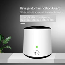 Load image into Gallery viewer, Mini Portable Ozone Generator Air Purifier Ionizer Cleaner Remover Odour Cigarette Smell Bacteria Fridge Car Cabinet - SaturnLoop Shops Sales