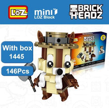 Load image into Gallery viewer, LOZ Buzz Light year Woody Snow White Pinocchio Toys Model Mini Building Blocks Brick Head Figure For Age 6+ - SaturnLoop Shops Sales