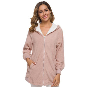 2020 Hot Sale New Design Styele Casual Clothing Sweatwear Sweet Sexy Fashion Soft Good Fabric Women Hoodies - SaturnLoop Shops Sales