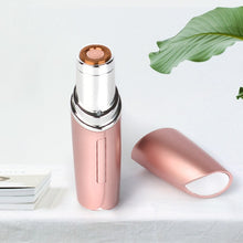 Load image into Gallery viewer, Mini woman Epilator Painless  lip cheek hair removal Lady Shaver Razor USB Rechargeable