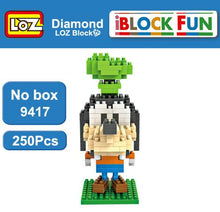Load image into Gallery viewer, LOZ Building Blocks Mickey and Minnie Superman Batman Magician Diver Captain America Toys Middle Size 9+ Gift - SaturnLoop Shops Sales