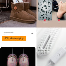 Load image into Gallery viewer, Drying Shoes Dry Shoes Deodorizing Sterilization Household Winter Warm Shoes 360 all-round Heating Pure Physical Sterilization - SaturnLoop Shops Sales