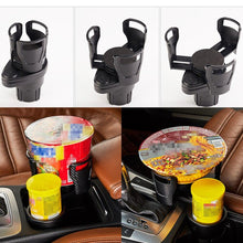 Load image into Gallery viewer, Telescopic Rotary MultifunctionalCar Drink Holder Water Cup Holder Bicycle Car Water Cup Holder Practical Car Use Cup Rack - SaturnLoop Shops Sales