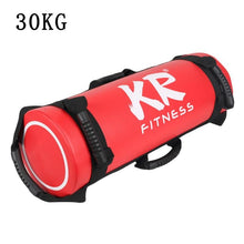 Load image into Gallery viewer, 5/10/15/20/25/30 Kg Filled Weight Sand Power Bag Strength Training Fitness Exercise Cross-fit Sand Bag Sports Tools - SaturnLoop Shops Sales