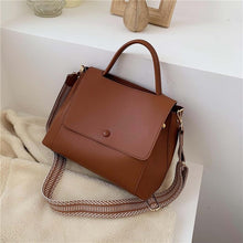 Load image into Gallery viewer, Totes Bags Women Large Capacity Handbags Women PU Shoulder Messenger Bag Female Retro Daily Totes Lady Elegant Handbags - SaturnLoop Shops Sales