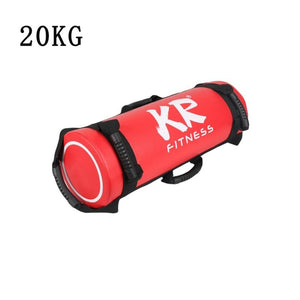 5/10/15/20/25/30 Kg Filled Weight Sand Power Bag Strength Training Fitness Exercise Cross-fit Sand Bag Sports Tools - SaturnLoop Shops Sales