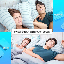 Load image into Gallery viewer, 8PCS /set Snoring Solution Anti Snoring Devices Professional Snore Stopper Nose Vents Snore Nasal Dilators For Better Sleep - SaturnLoop Shops Sales