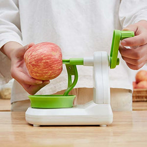 Multifunction Hand-cranked Fruit Peeler