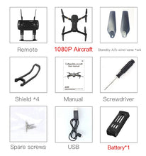 Load image into Gallery viewer, FreeShippping-E58 WIFI FPV With Wide Angle HD 1080P/720P/480P Camera Hight Hold Mode
