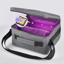 Load image into Gallery viewer, Portable UV Sterilizer Bag UV Disinfection Bag Cleaner For CPAP Tube Mask Shoes  Bottle Underwear Clothes Home Use - SaturnLoop Shops Sales