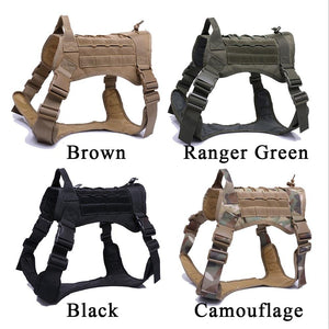 Free Shipping-Pet Dog Durable Vest For Small Large Dogs German Shepherd - SaturnLoop Shops Sales