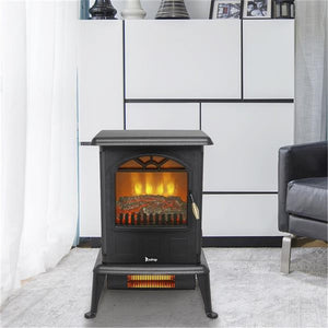 1000W/1500W Infrared Heater / Electric Fireplace / Electric Fireplace Stove for bedroom Living room Heater Kitchen Heater