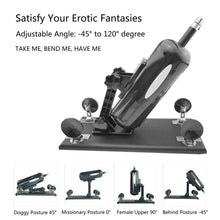 Load image into Gallery viewer, FreeShipping-Updated version Sex Machine Gun with Big Dildo, Automatic Sex Machines for women - SaturnLoop Shops Sales