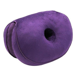 Relief Pressure Multifunctional Seat Cushion Double Comfort Orthopedic Cushion Pelvic Pillow Lift Hip Lifting - SaturnLoop Shops Sales