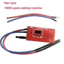 Load image into Gallery viewer, DIY Portable 12V Battery Energy Storage Spot Welding Machine PCB Circuit Board Welding Equipment Spot Welder Pen For 18650/26650 - SaturnLoop Shops Sales