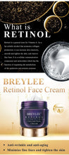 Load image into Gallery viewer, BREYLEE Retinol Firming Face Cream Lifting Neck Anti-Aging Remove Wrinkles Night Day Moisturizer Whitening Facial Skin Care 40g - SaturnLoop Shops Sales
