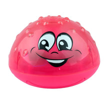 Load image into Gallery viewer, Hot selling Lovely LED Flashing Bath Toys Ball Water Squirting Sprinkler Baby Bath Shower Kids Toys