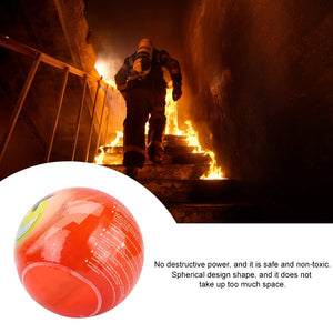 Fire Extinguisher Ball 0.5KG Easy Throw Harmless Fire Extinguisher Ball Stop Fire Loss Tool Safety