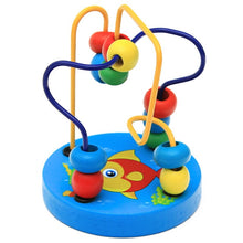 Load image into Gallery viewer, Baby Toddler Educational Lovely Animals Round beads Kids Toys For Newborns Children Cribs Stroller Mobile Montessori 9*11cm
