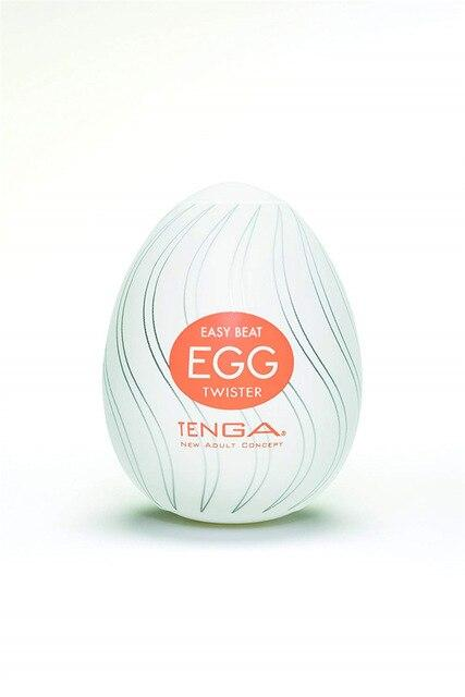 Tenga Egg Wavy Masturbation Egg Sex Toys For Couple Vagina Real Pussy Male G-Spot Masturbator For Men Anal Butt Plug Adult Games - SaturnLoop Shops Sales