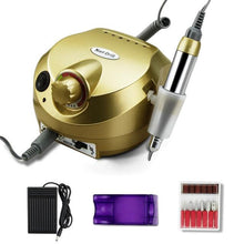 Load image into Gallery viewer, Professional Manicure Machine 30000/20000 RPM Electric Nail Drill Machine Manicure Cutters Apparatus for Manicure and Pedicure - SaturnLoop Shops Sales