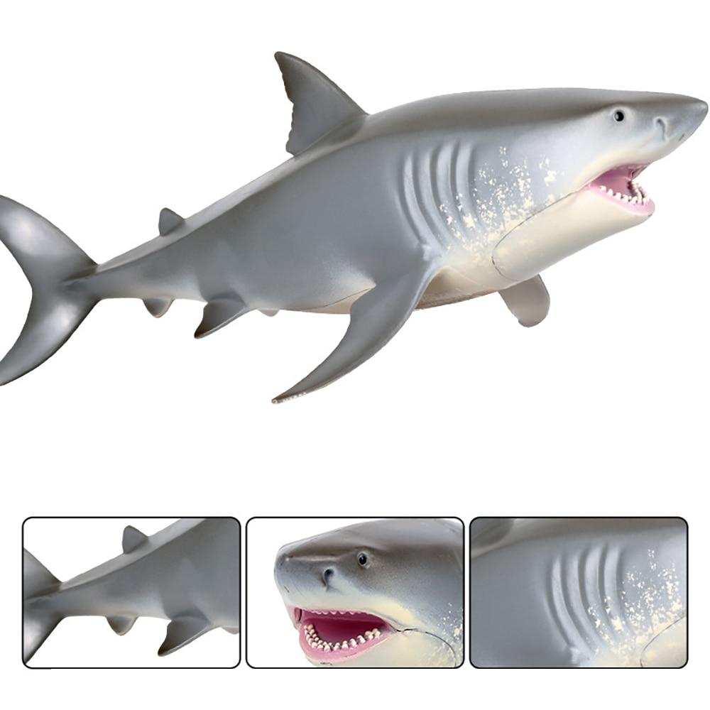 FreeShipping-Lifelike Baby Shark Toy, Anti Stress Squeeze Big Shark Collection Toy For Kid Gift - SaturnLoop Shops Sales