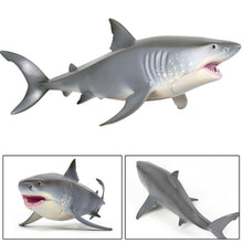 Load image into Gallery viewer, FreeShipping-Lifelike Baby Shark Toy, Anti Stress Squeeze Big Shark Collection Toy For Kid Gift - SaturnLoop Shops Sales