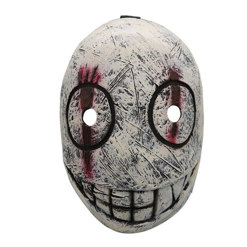 New Dead by Daylight Butcher Cosplay Masks Horror Game The Trapper Latex Mask Halloween Masquerade Party Cosplay Props - SaturnLoop Shops Sales