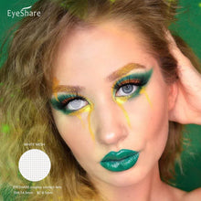 Load image into Gallery viewer, EYESHARE 2pcs/Pair Pure Color Halloween Cosplay Colored Contact Lens Cosmetic Contact Lenses Eye Color Colored Contacts - SaturnLoop Shops Sales