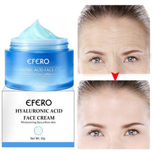 Load image into Gallery viewer, EFERO Hyaluronic Acid Anti-Wrinkle Cream Moisturizing Oil Control Anti-aging Shrink Pore Whitening Firming Smooth Face Skin Care - SaturnLoop Shops Sales