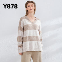 Load image into Gallery viewer, Aachoae Autumn Winter Women Knitted Turtleneck Cashmere Sweater 2020 Casual Basic Pullover Jumper Batwing Long Sleeve Loose Tops