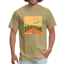 Load image into Gallery viewer, Explore Men's T-Shirt - khaki