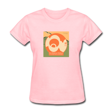Load image into Gallery viewer, KZO Big Dumb Face Women's T-Shirt - pink
