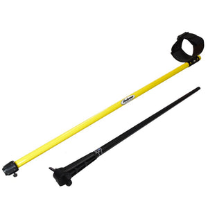Anderson Equinox Metal Detector Carbon Fiber Regular Shaft With Lower Rod