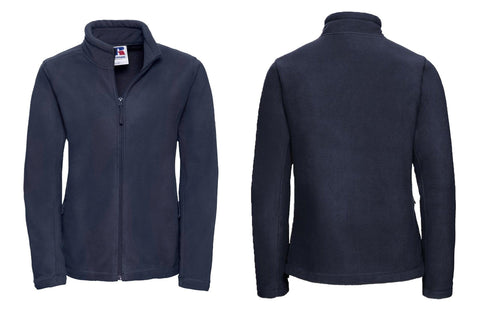 Women's full-zip outdoor fleece 8700F