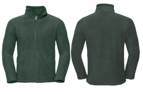 Full-zip outdoor fleece 8700M
