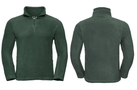 Quarter-zip outdoor fleece 8740M