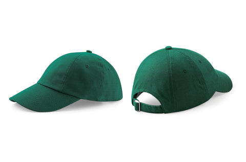 Low-profile heavy cotton drill cap BC058
