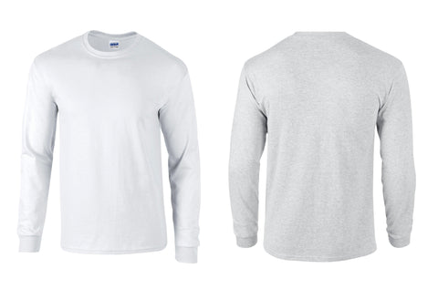 Ultra Cotton™ adult long sleeve t-shirt GD014