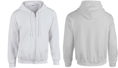 Heavy Blend™ full zip hooded sweatshirt GD058