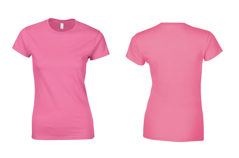 Softstyle™ women's ringspun t-shirt GD072