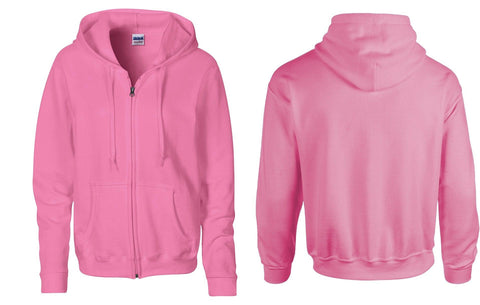 Women's Heavy Blend™ full zip hoodie GD080