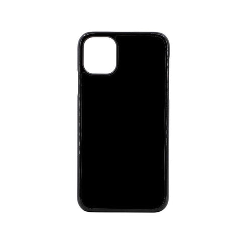 iPhone 11/XR  6.1 - Plastic Case - Black
