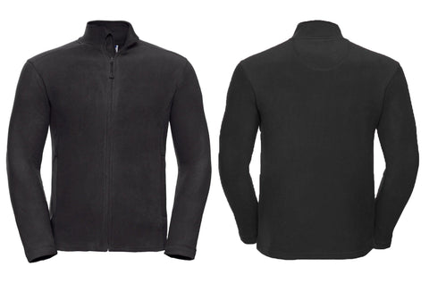 Full-zip microfleece J880M