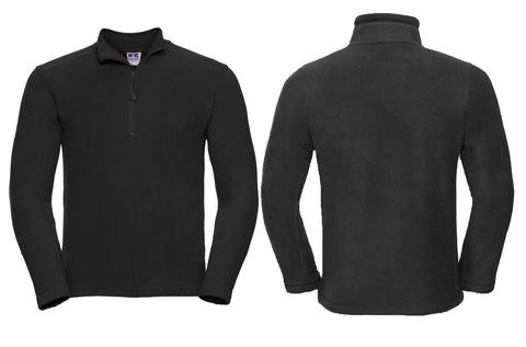 Quarter Zip microfleece J881M