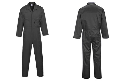 Liverpool Zip Coverall (C816) PW065