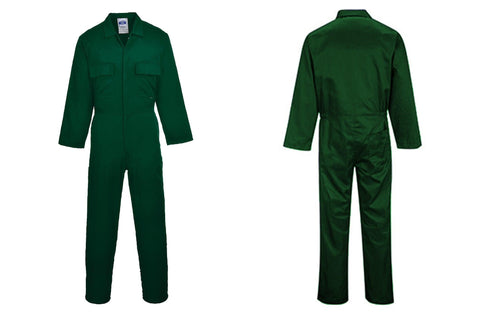 Euro work poltcotton coverall (S999) PW200